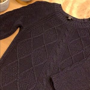 2/$15 Talbots Cable Sweater